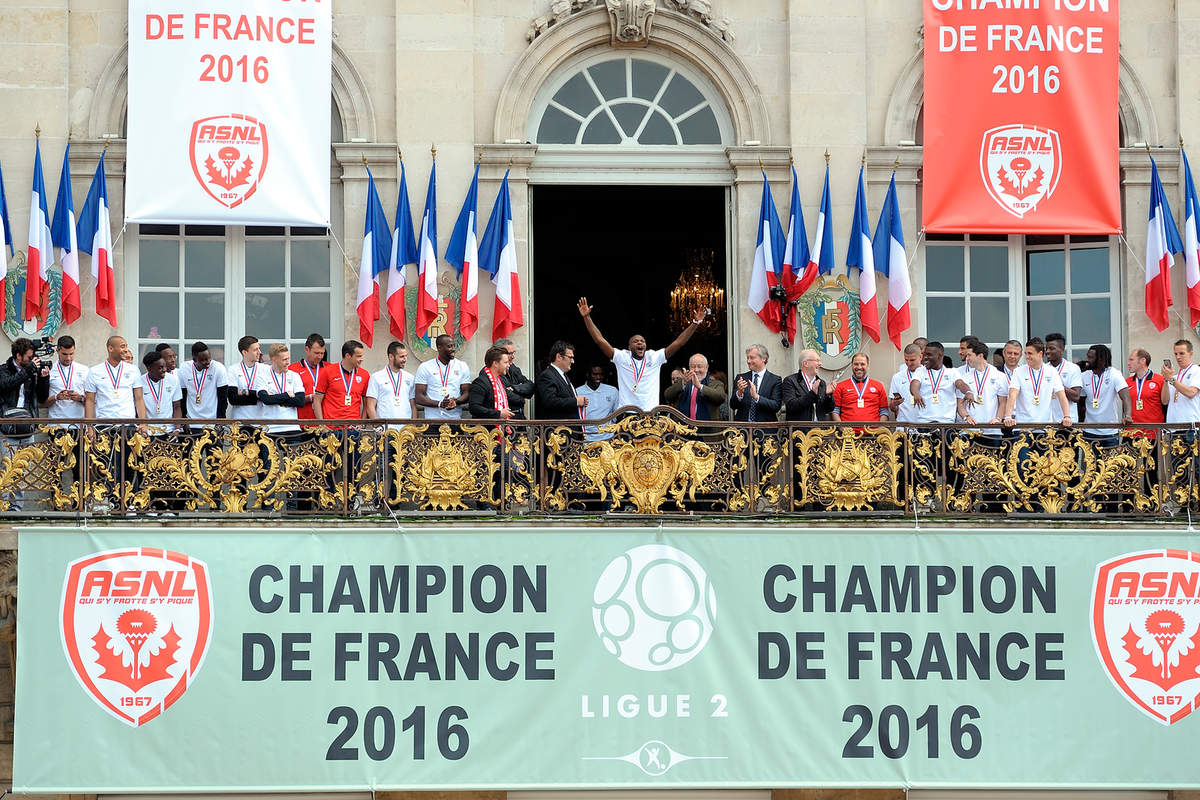 Le trophée place Stanislas - Photo n°6