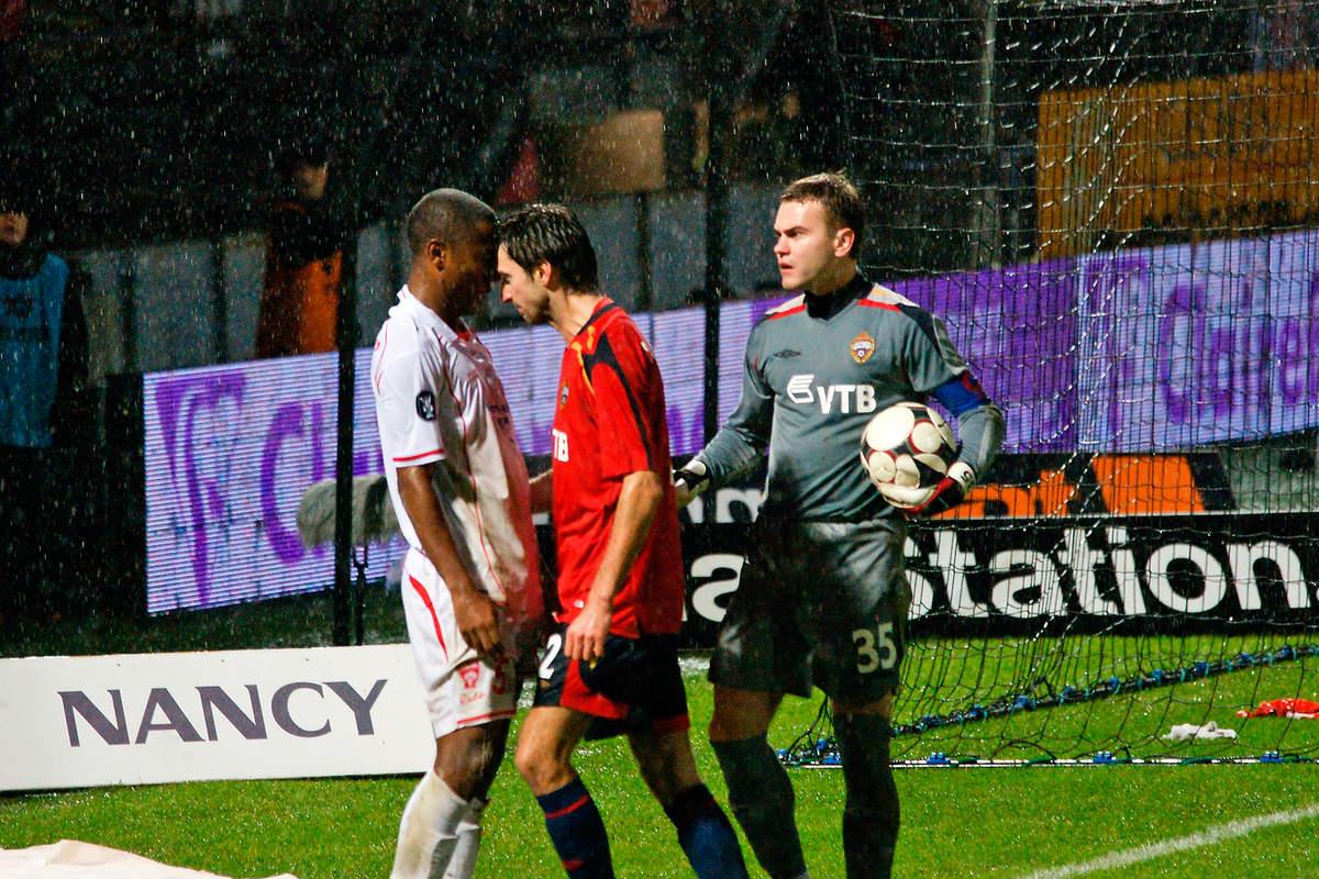 ASNL-CSKA Moscou en 2008 - Photo n°6