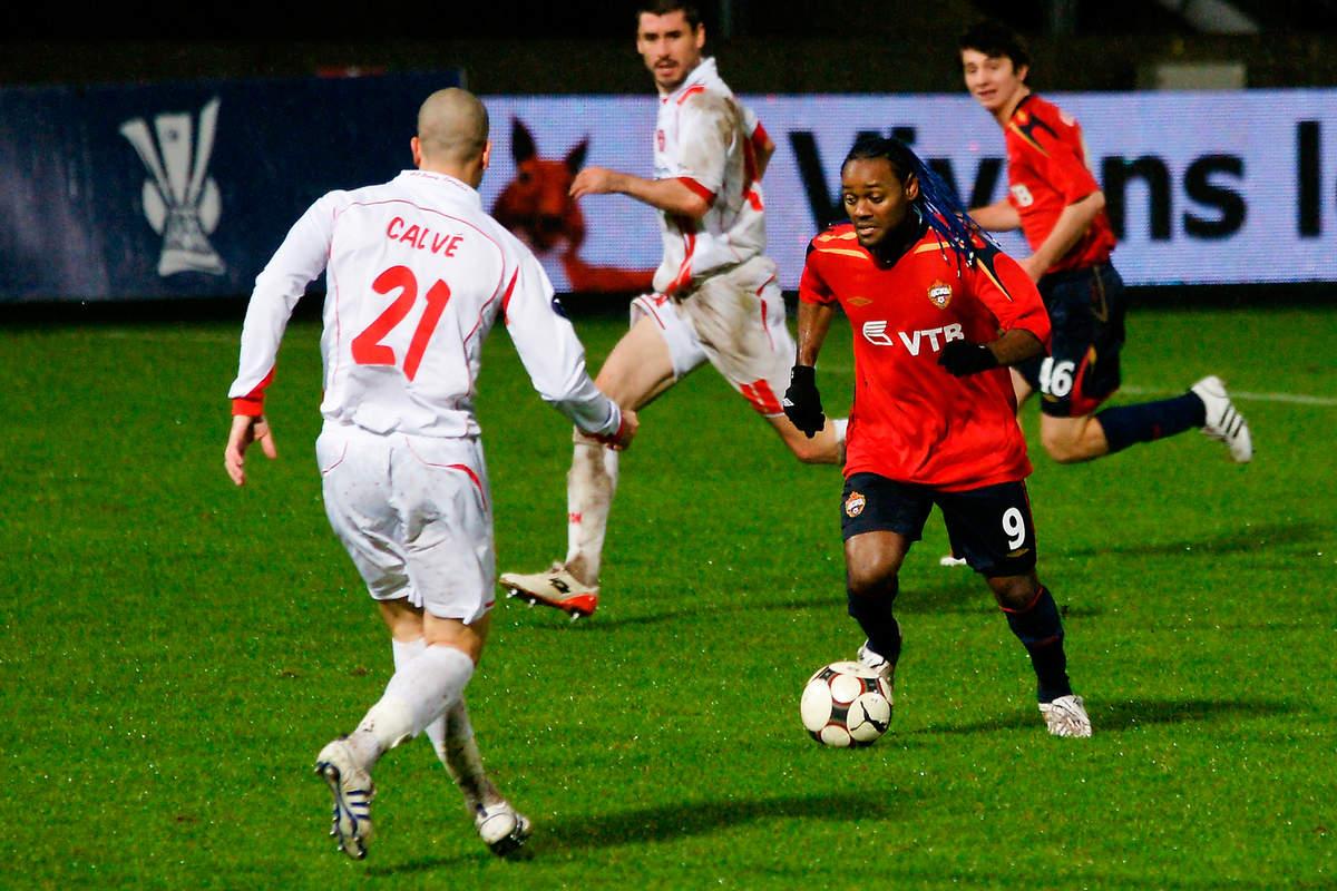 ASNL-CSKA Moscou en 2008 - Photo n°9