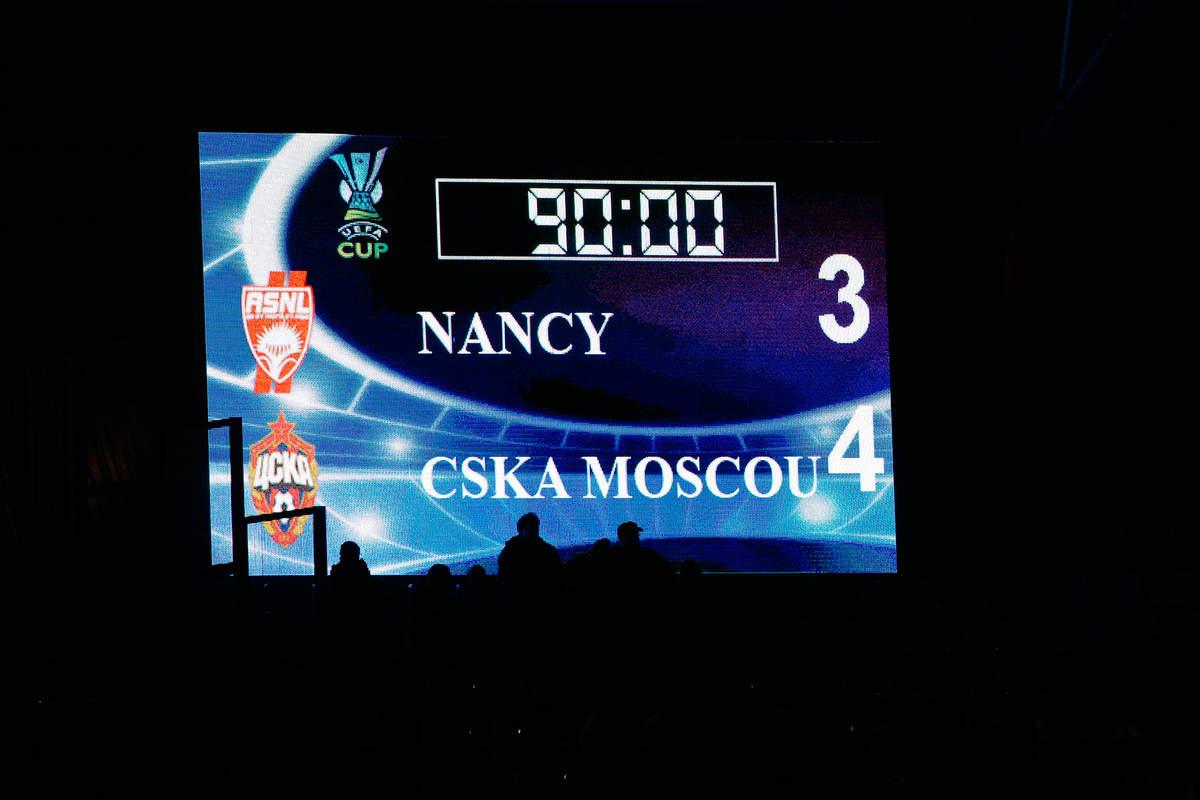 ASNL-CSKA Moscou en 2008 - Photo n°25