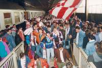 Le train de Cannes en 1992 - Photo n°10