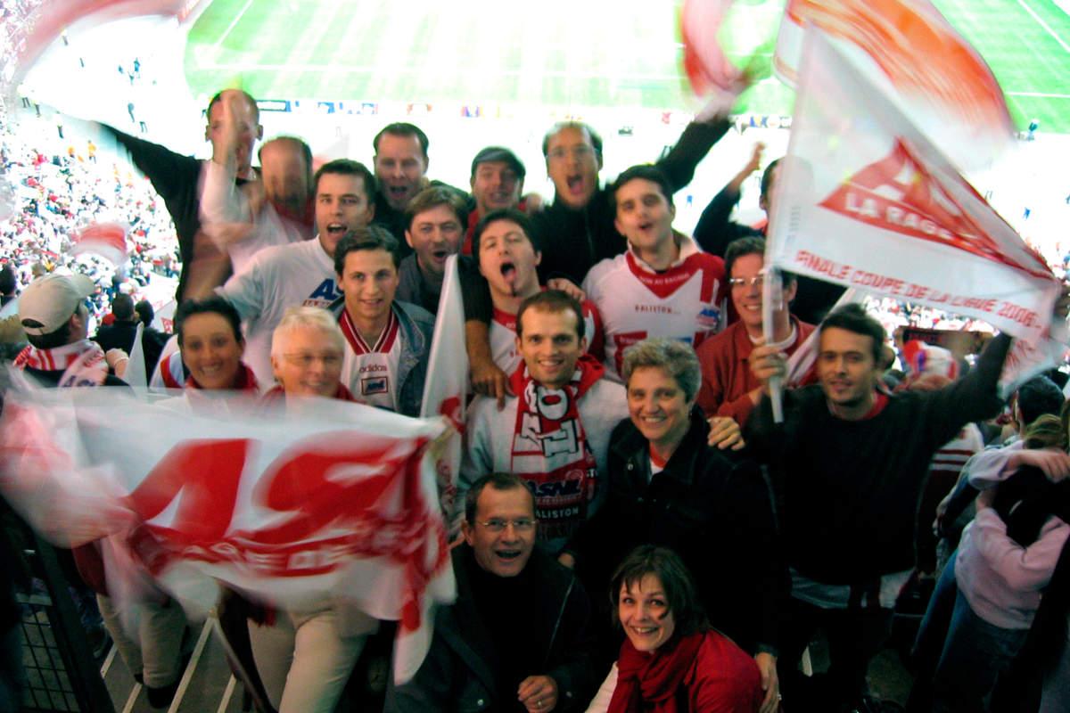 Finale de la coupe de la Ligue 2006 - Photo n°3