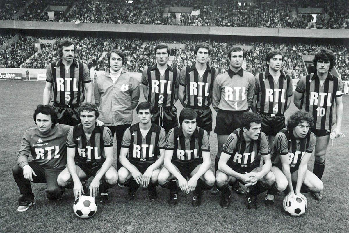 Finale de la coupe de France 1978 - Photo n°9