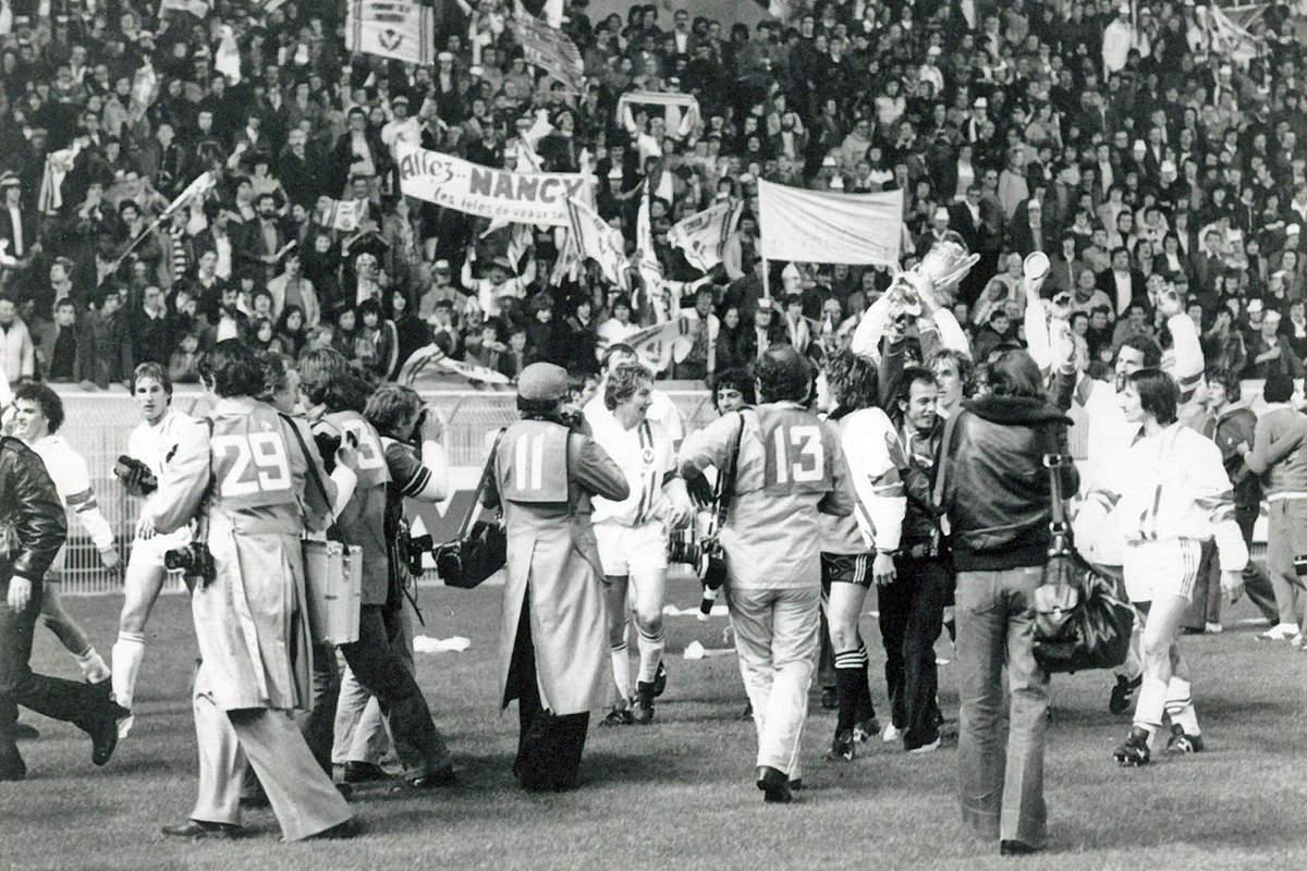 Finale de la coupe de France 1978 - Photo n°31