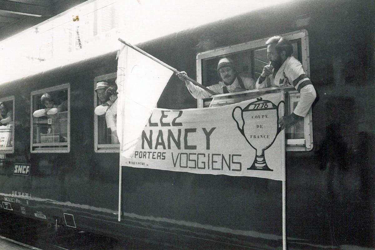 Finale de la coupe de France 1978 - Photo n°1