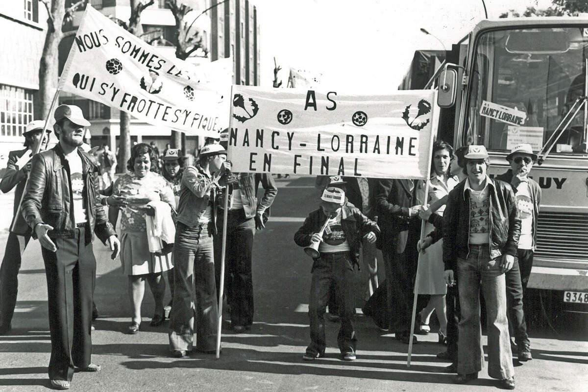 Finale de la coupe de France 1978 - Photo n°0