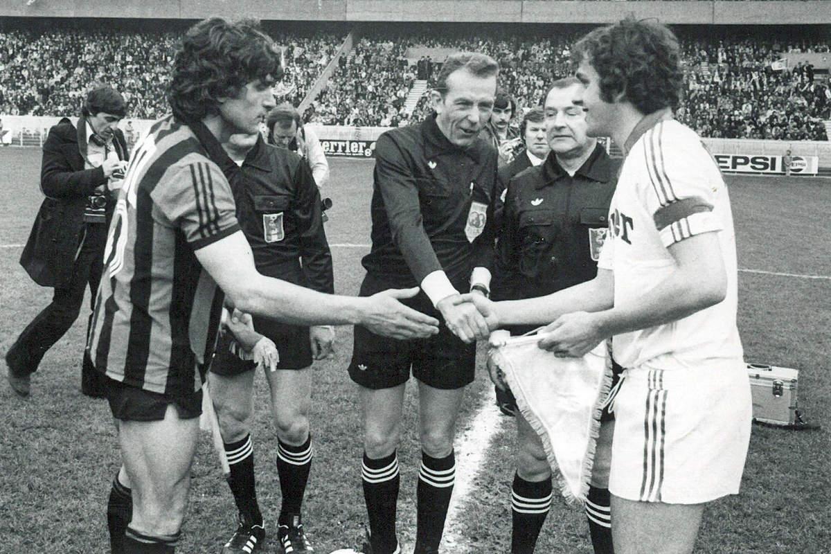 Finale de la coupe de France 1978 - Photo n°10