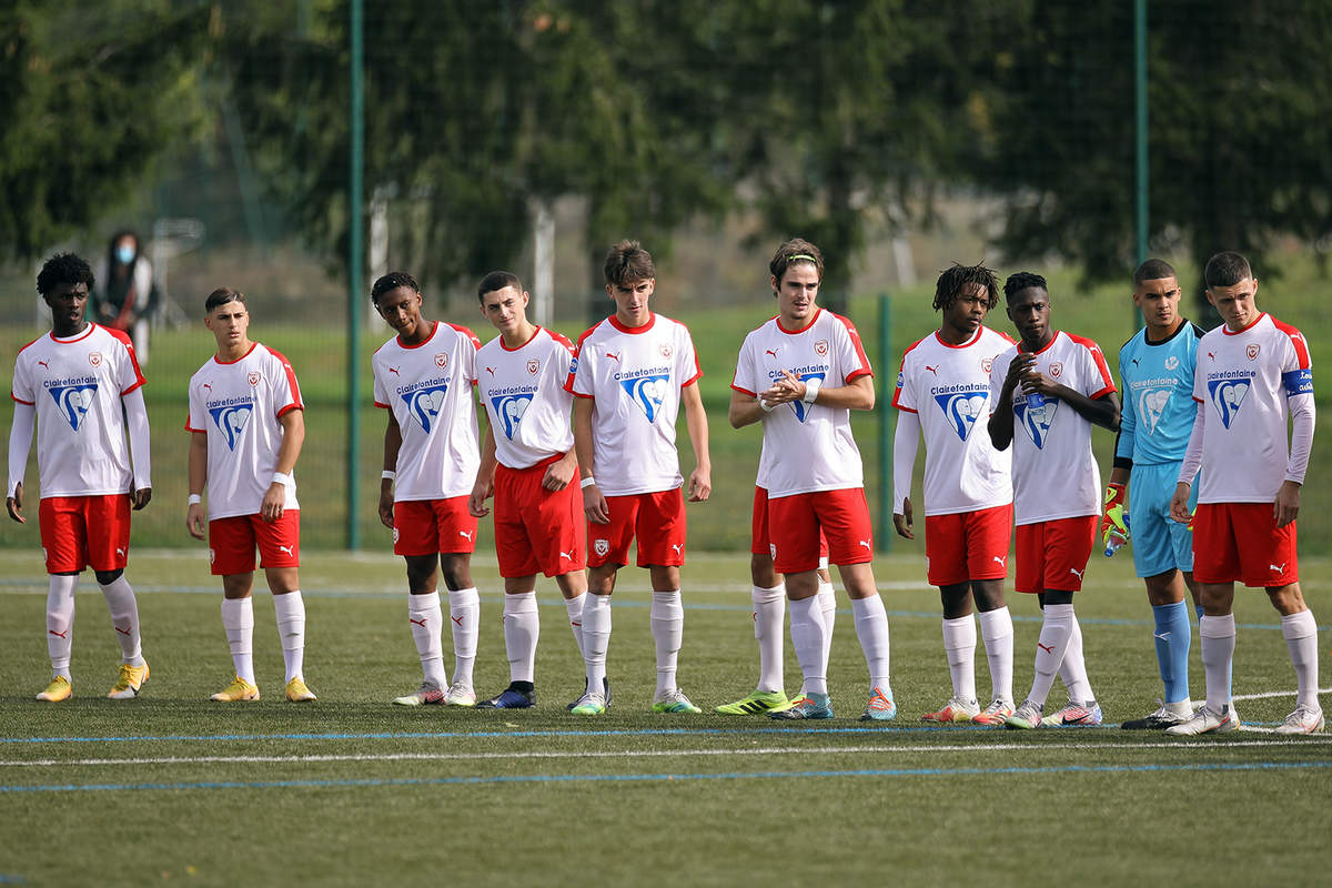 Nancy-Lyon en U19 - Photo n°0