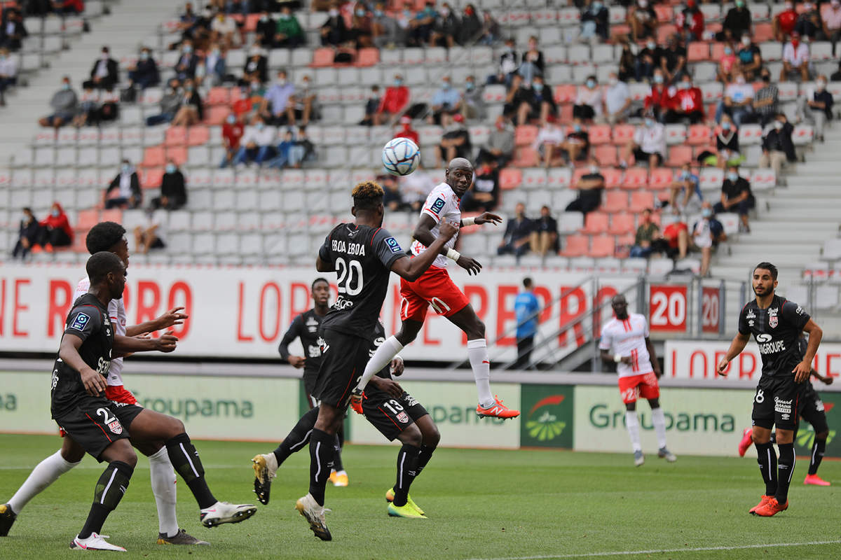 Nancy-Guingamp - Photo n°1