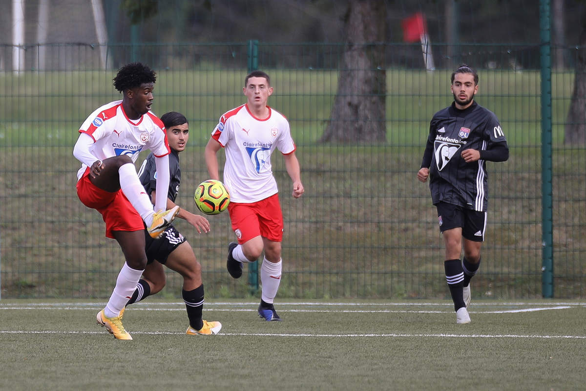 Nancy-Lyon en U19 - Photo n°2