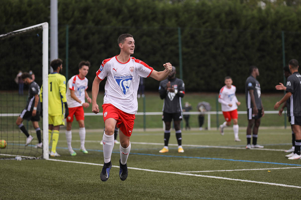 Nancy-Lyon en U19 - Photo n°5