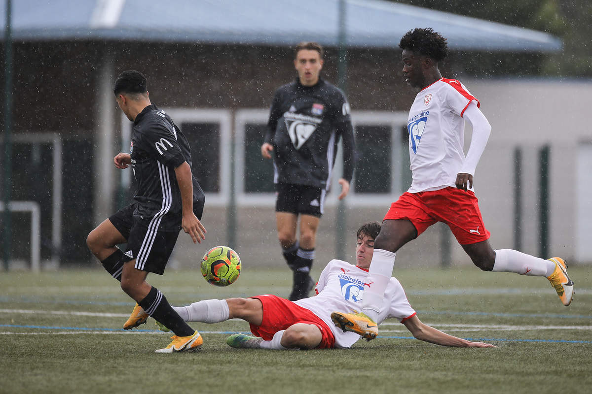Nancy-Lyon en U19 - Photo n°6