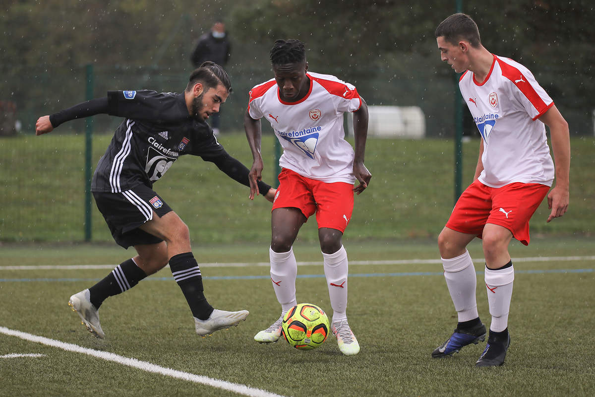 Nancy-Lyon en U19 - Photo n°9