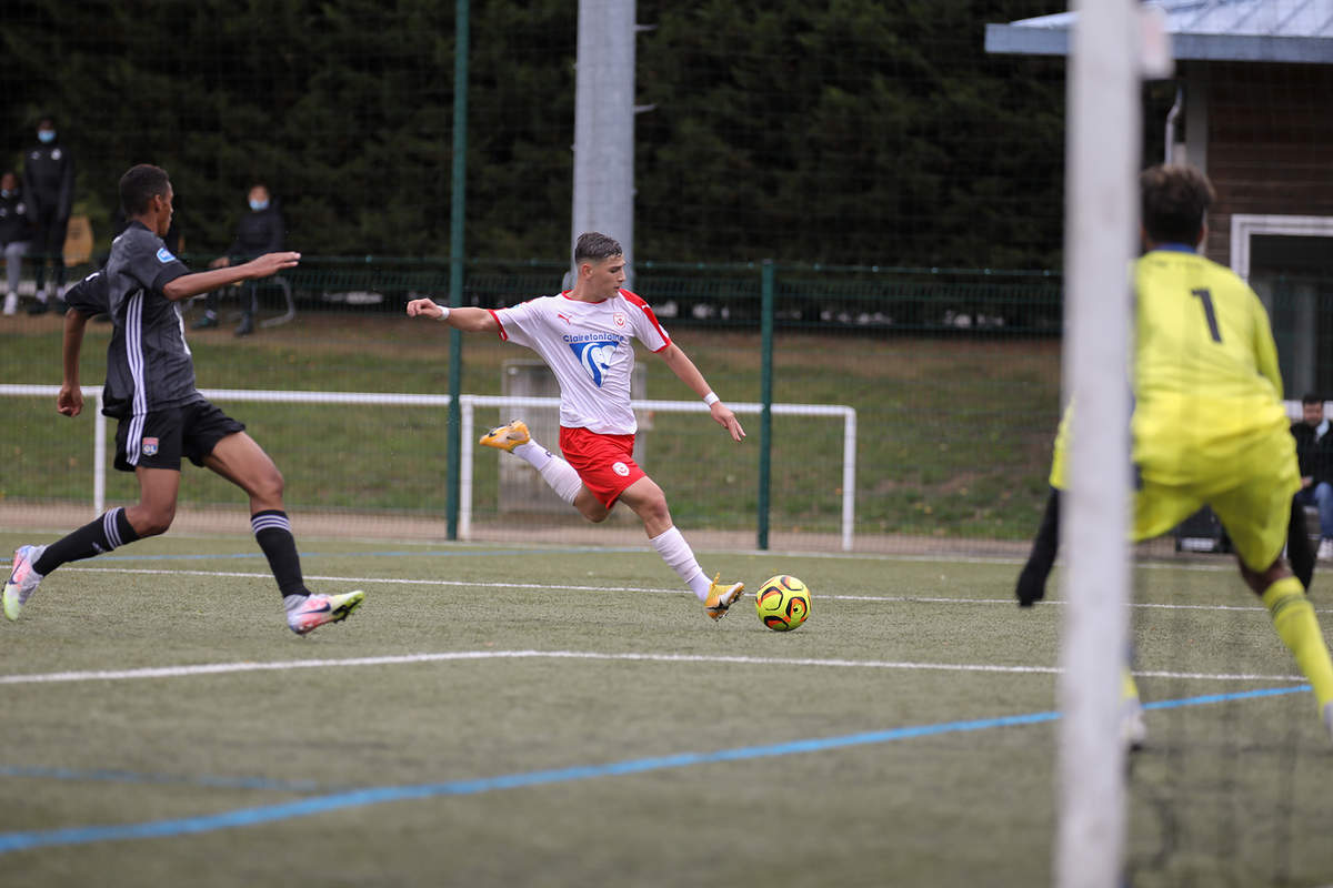 Nancy-Lyon en U19 - Photo n°11