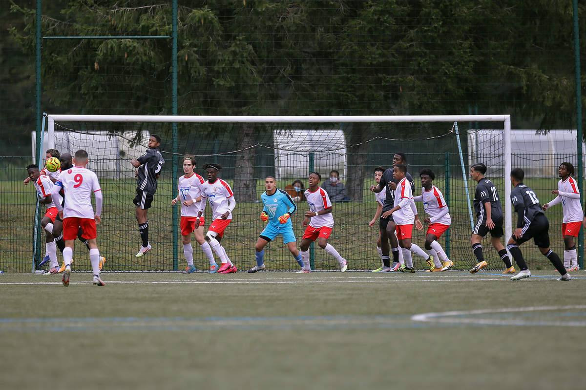 Nancy-Lyon en U19 - Photo n°14