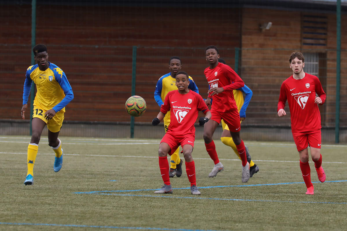 Nancy-Drancy en U17 - Photo n°15