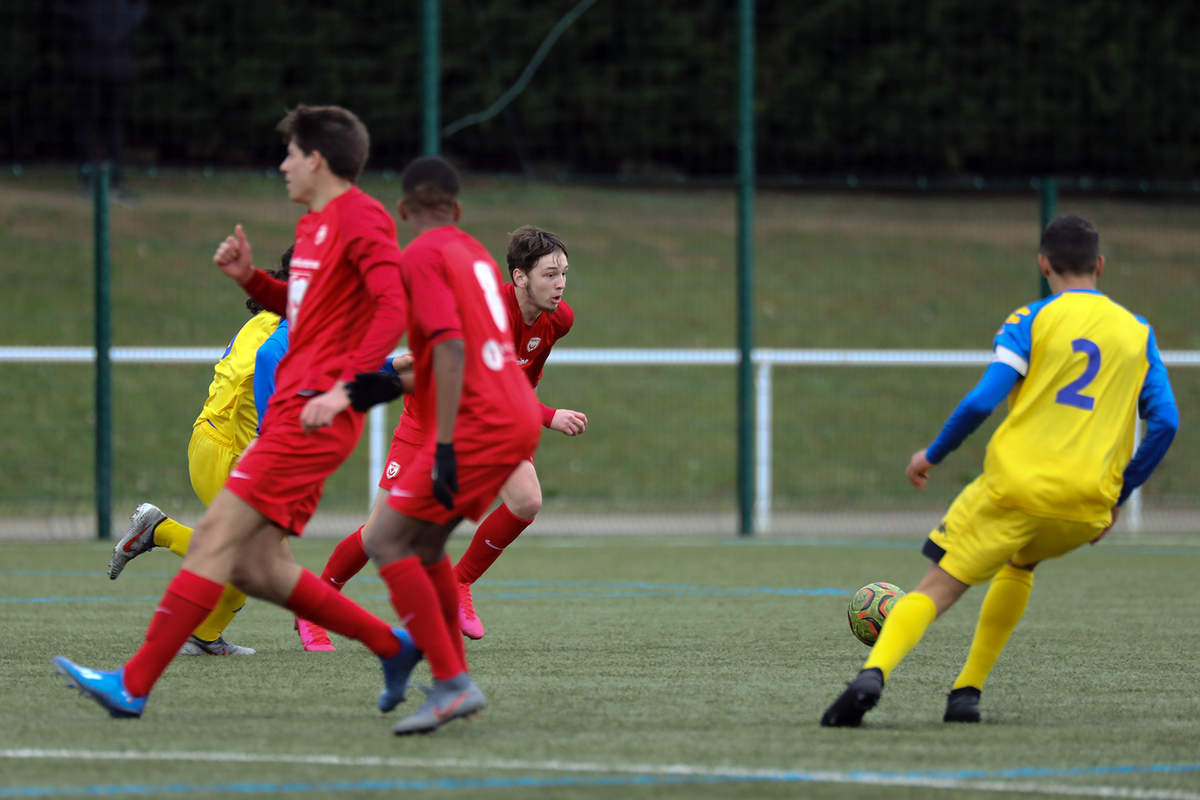 Nancy-Drancy en U17 - Photo n°18