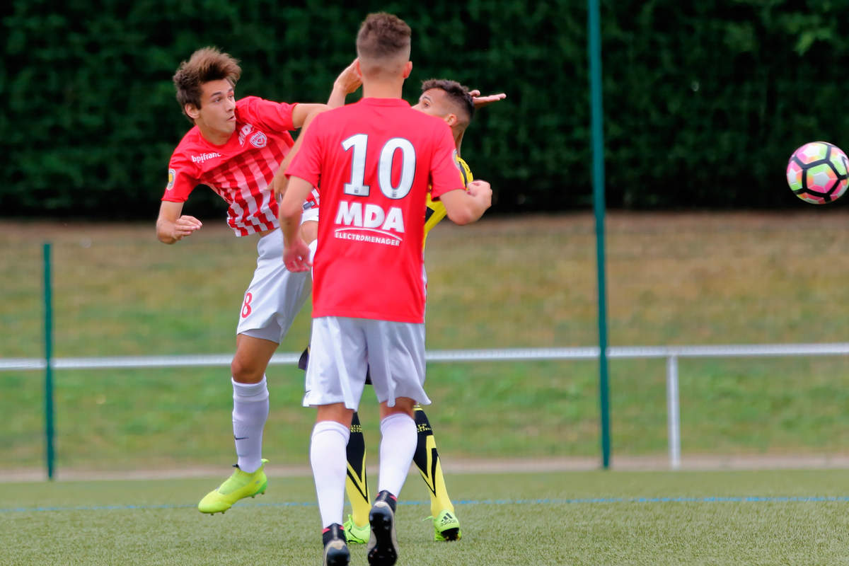 ASNL/Vauban en CFA2 - Photo n°5
