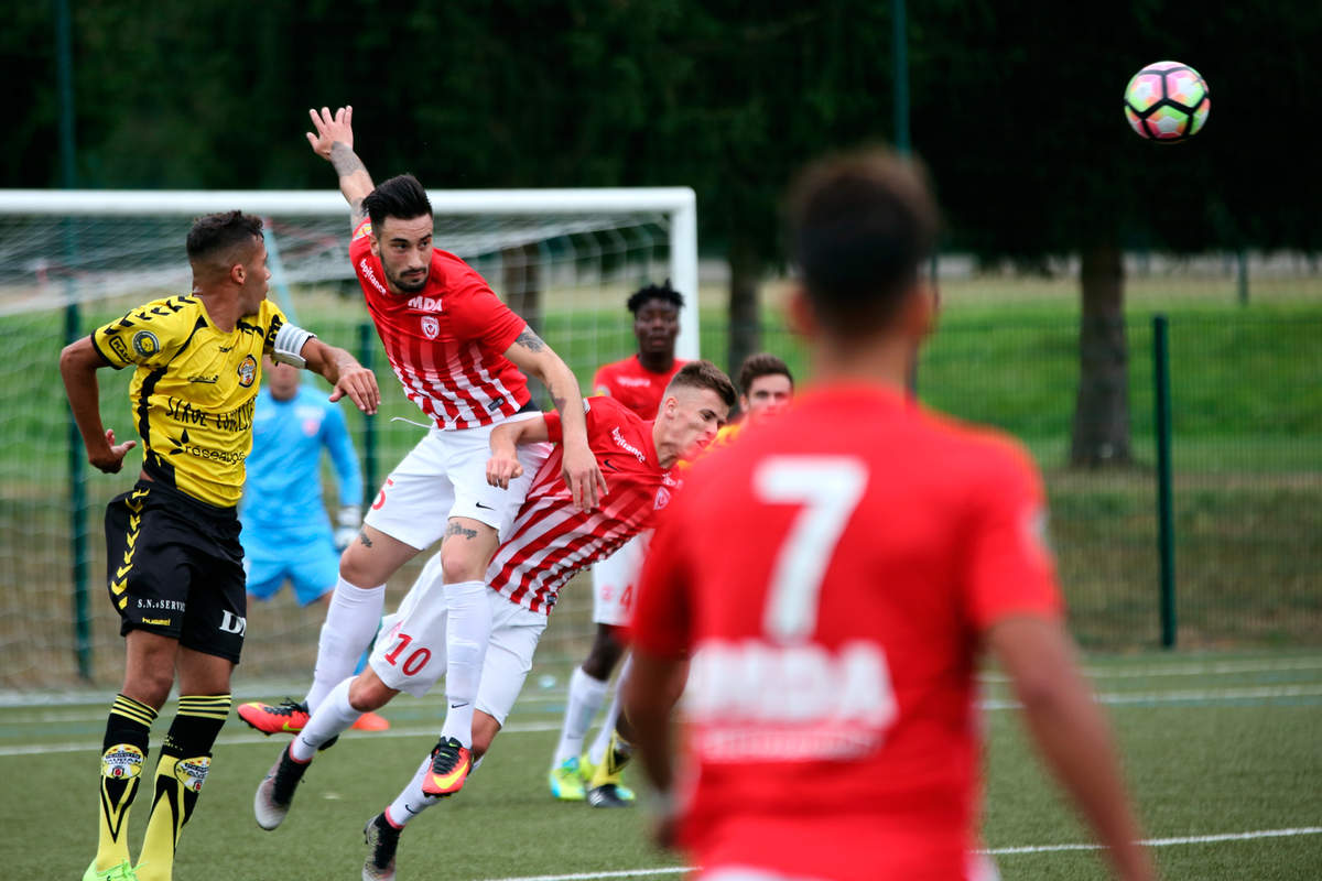 ASNL/Vauban en CFA2 - Photo n°7