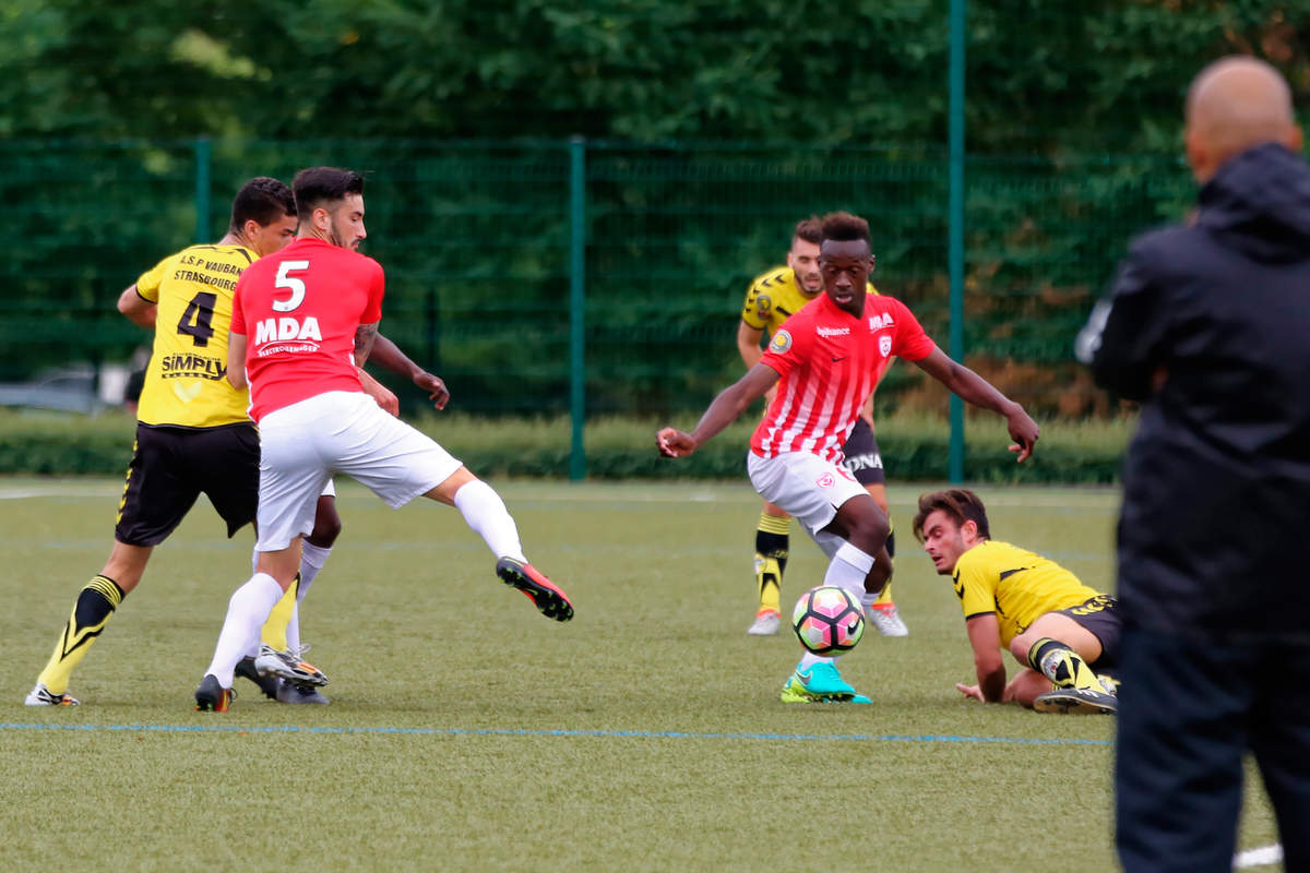ASNL/Vauban en CFA2 - Photo n°10
