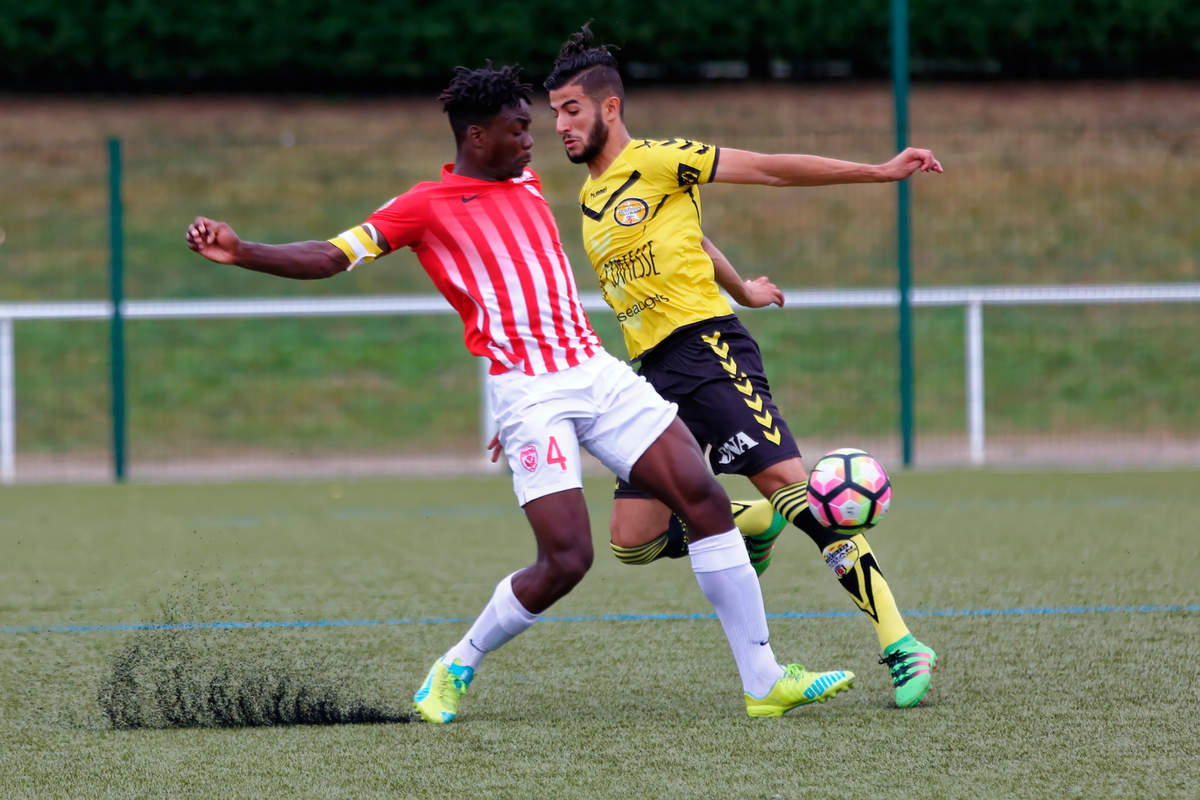 ASNL/Vauban en CFA2 - Photo n°11