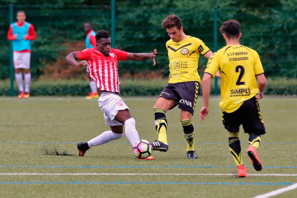 ASNL/Vauban en CFA2 - Photo n°13