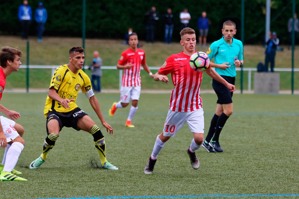 ASNL/Vauban en CFA2 - Photo n°14