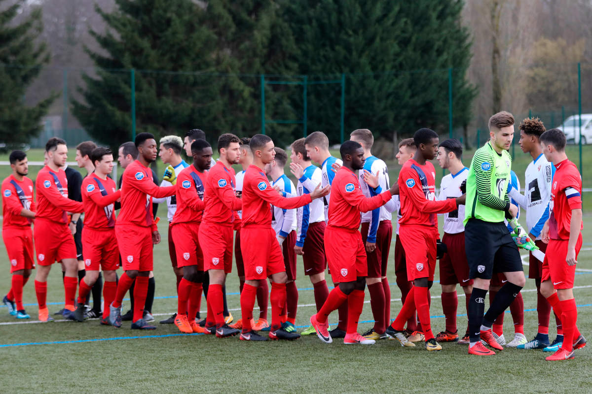 Nancy/Metz en U19 - Photo n°0