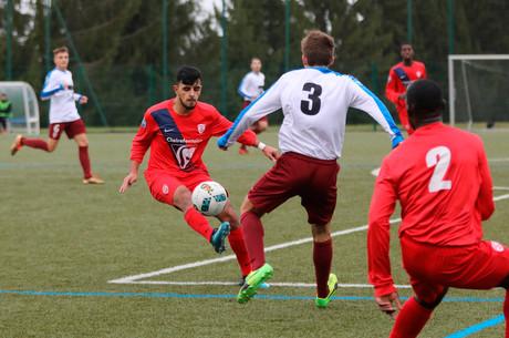 Nancy/Metz en U19