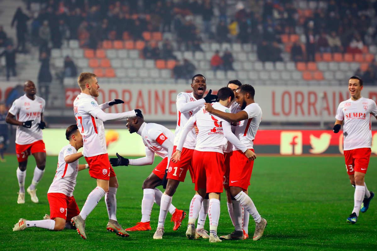 Nancy-Paris FC - Photo n°16