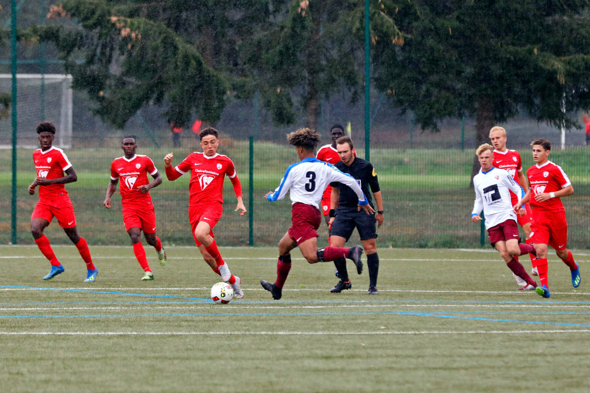 Nancy-Metz en U19 - Photo n°5