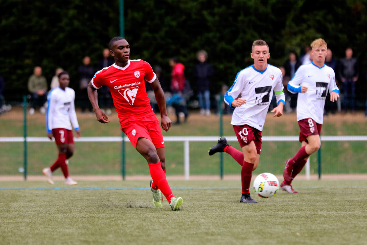 Nancy-Metz en U19 - Photo n°8