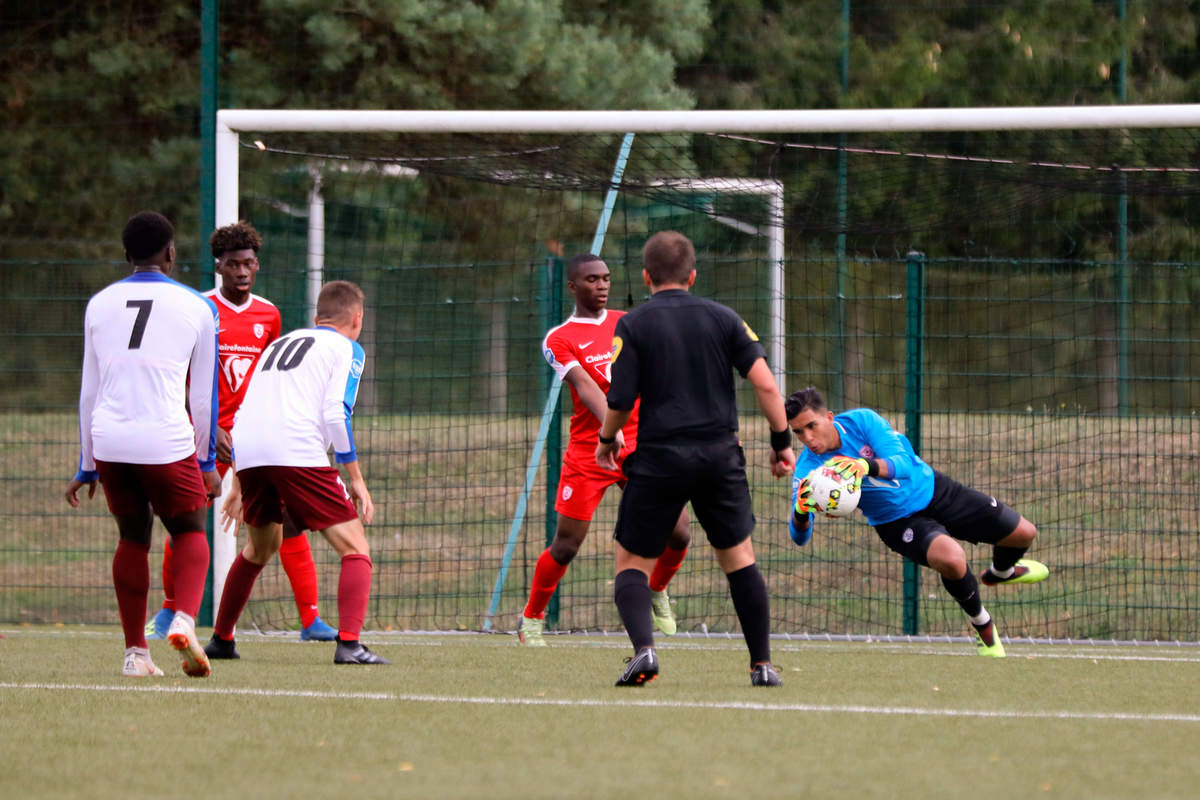 Nancy-Metz en U19 - Photo n°11