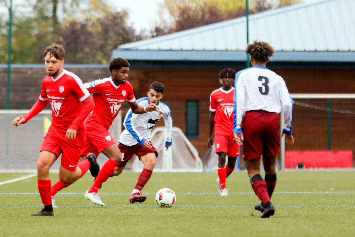 Nancy-Metz en U19 - Photo n°17