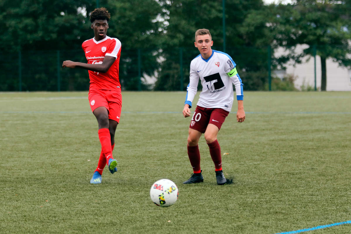 Nancy-Metz en U19 - Photo n°21