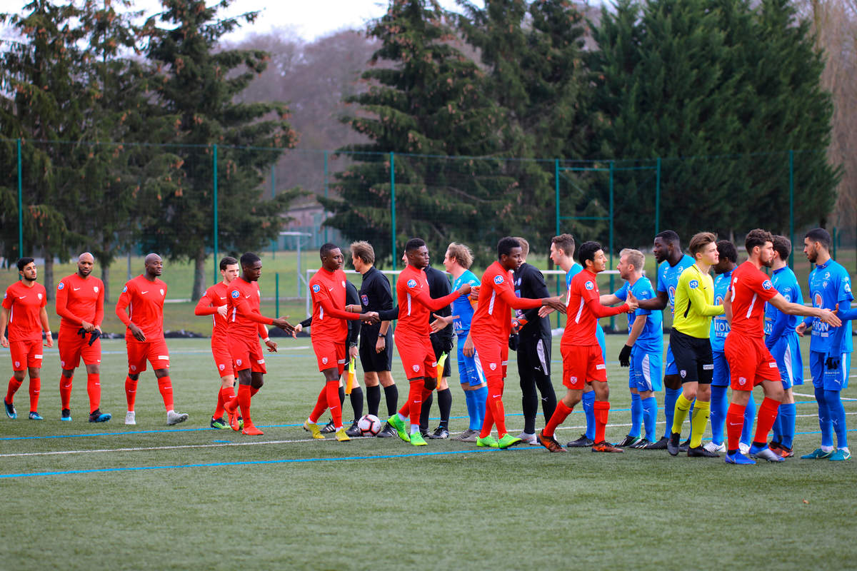 Nancy-Sarre Union en N3 - Photo n°0