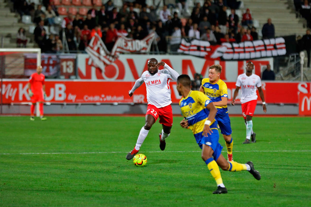 Nancy-Sochaux - Photo n°1