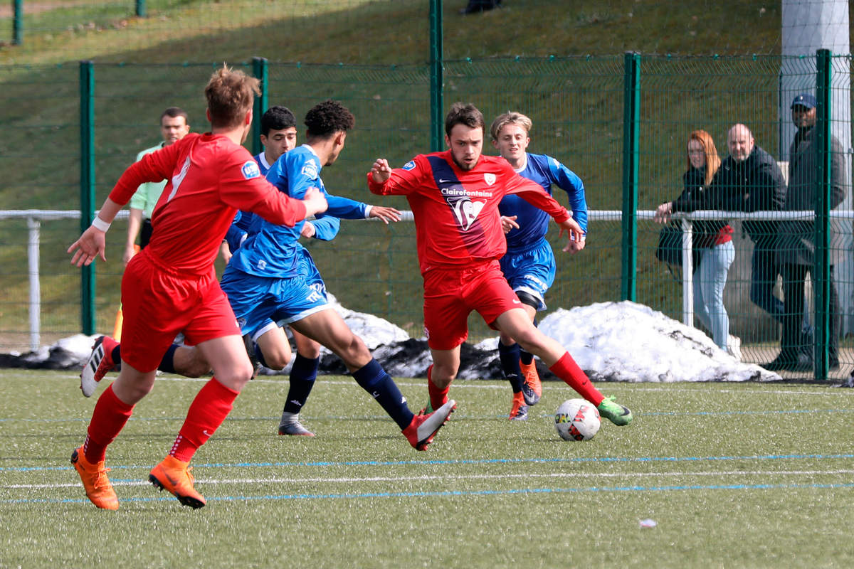 Nancy/Troyes en U19 - Photo n°3