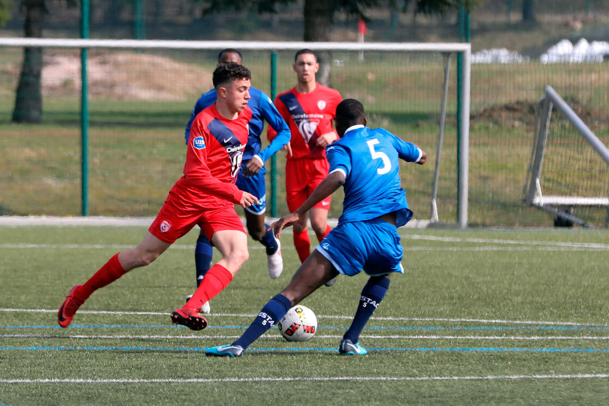 Nancy/Troyes en U19 - Photo n°4