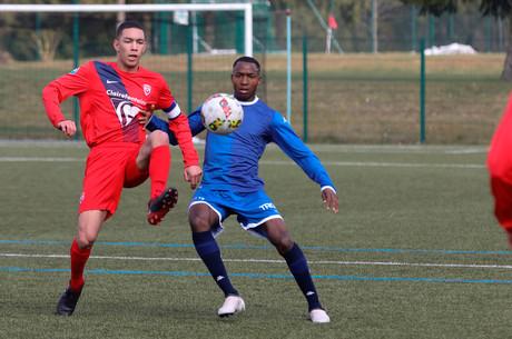 Nancy/Troyes en U19