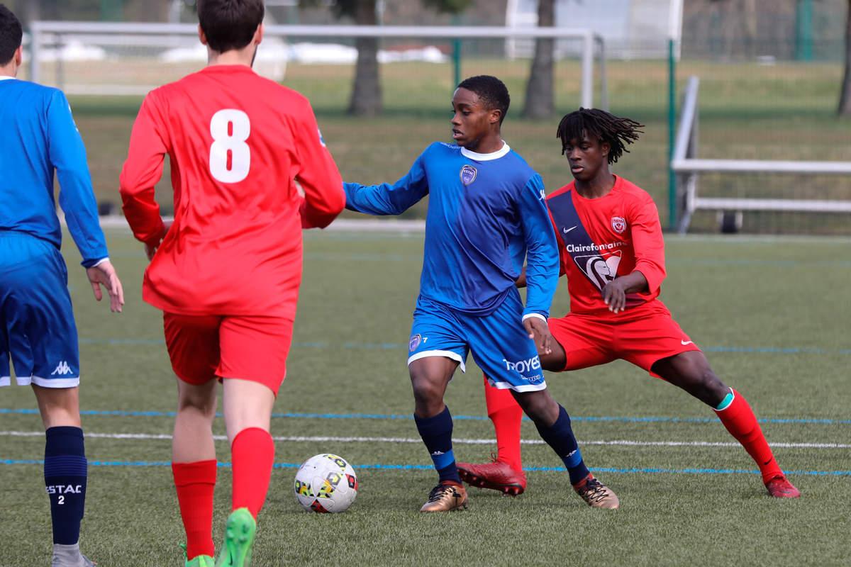 Nancy/Troyes en U19 - Photo n°9