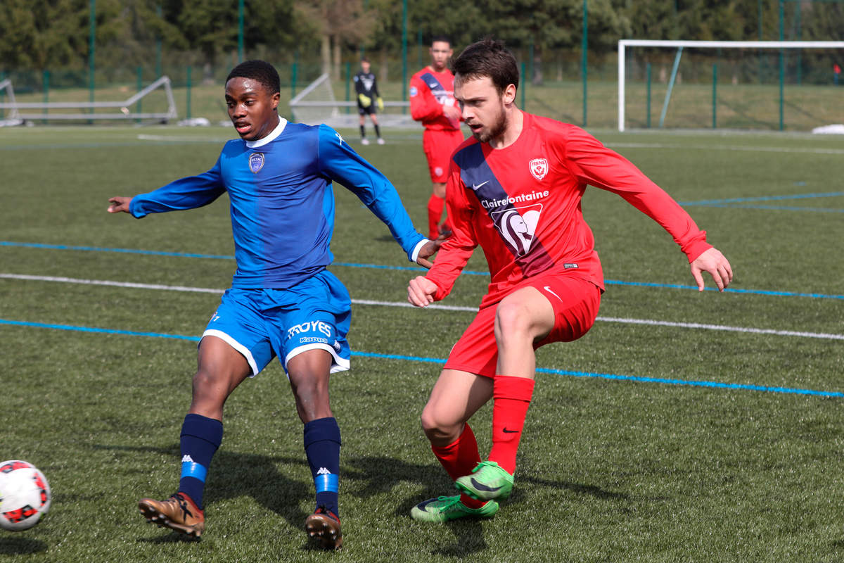 Nancy/Troyes en U19 - Photo n°12