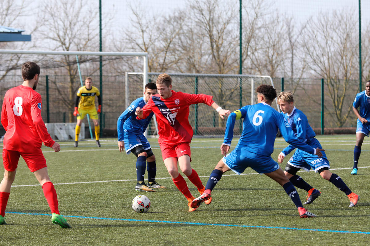 Nancy/Troyes en U19 - Photo n°13