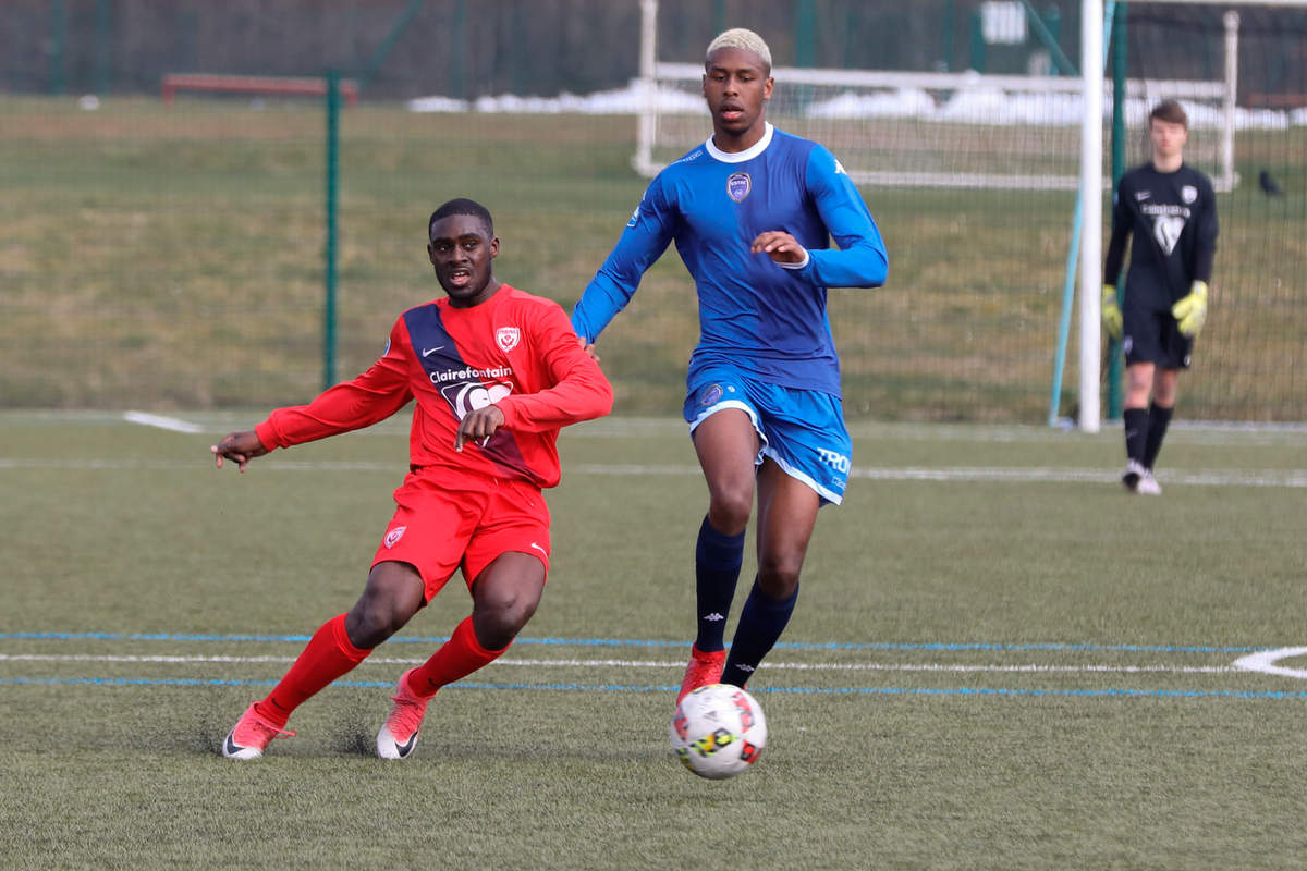 Nancy/Troyes en U19 - Photo n°15