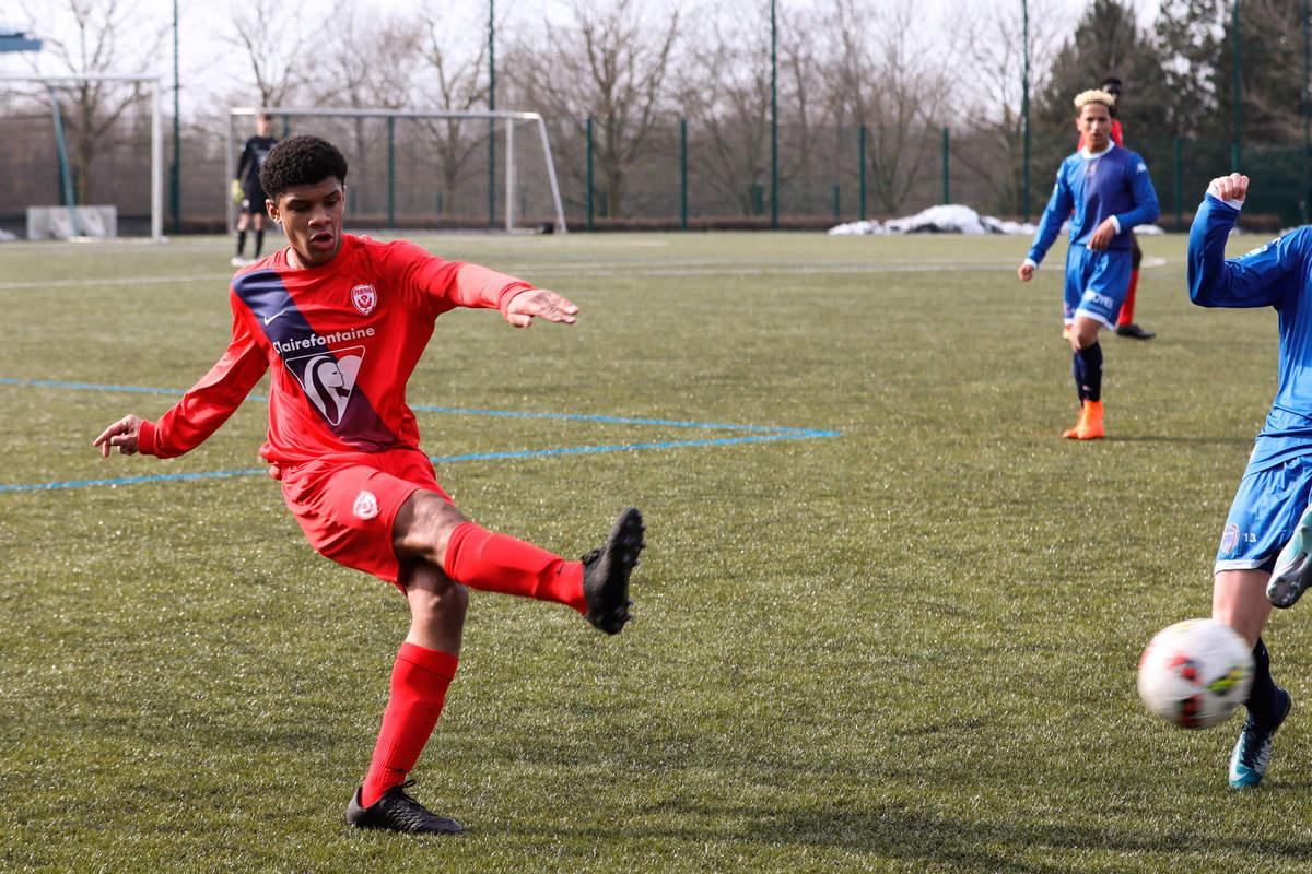 Nancy/Troyes en U19 - Photo n°21