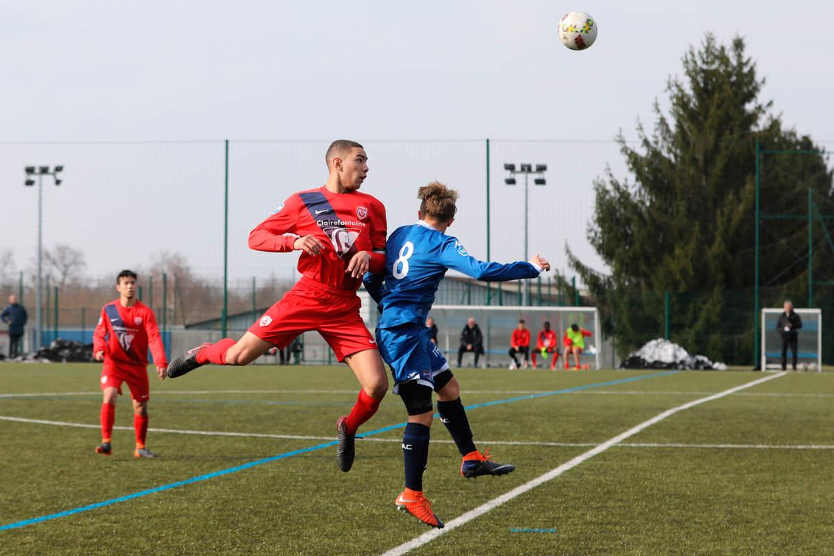 Nancy/Troyes en U19 - Photo n°22