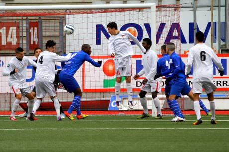 ASNL/Troyes en U19