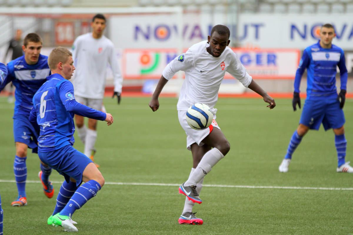 ASNL/Troyes en U19 - Photo n°3