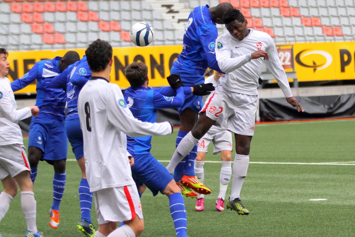 ASNL/Troyes en U19 - Photo n°0