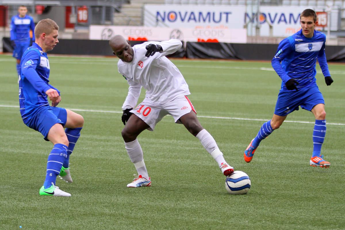 ASNL/Troyes en U19 - Photo n°7